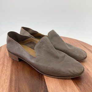 Lucky Brand  CAHILL Convertible Back Loafer Brown